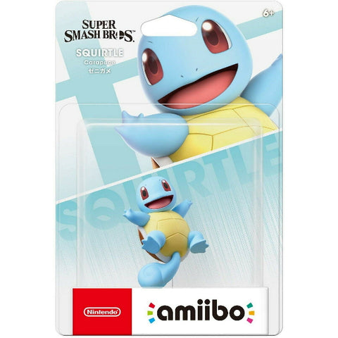 Squirtle Amiibo - Super Smash Bros. Series [Nintendo Accessory]