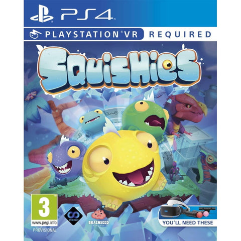 Squishies - PSVR [PlayStation 4]