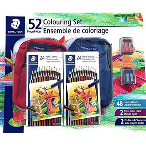 Staedtler 52 Piece Colouring Set [Toys, Ages 5+]
