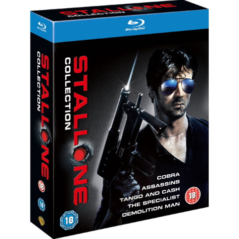 Stallone 5-Movie Collection [Blu-Ray Box Set]