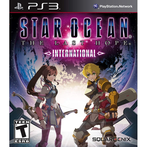 Star Ocean: The Last Hope International [PlayStation 3]