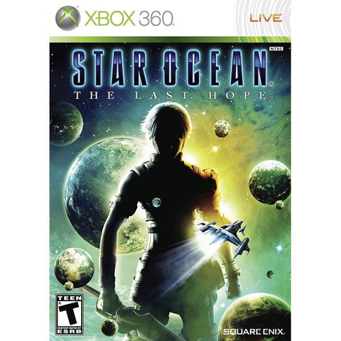 Star Ocean: The Last Hope [Xbox 360]