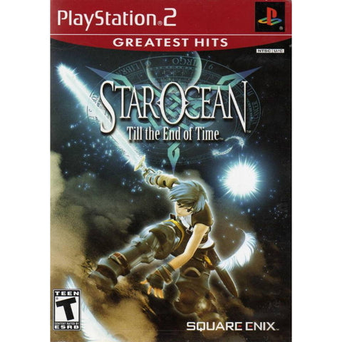 Star Ocean: Till the End of Time [PlayStation 2]