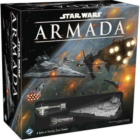 Star Wars: Armada [Board Game, 2 Players]