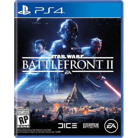 Star Wars Battlefront II [PlayStation 4]