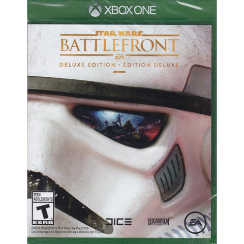 Star Wars Battlefront - Deluxe Edition [Xbox One]