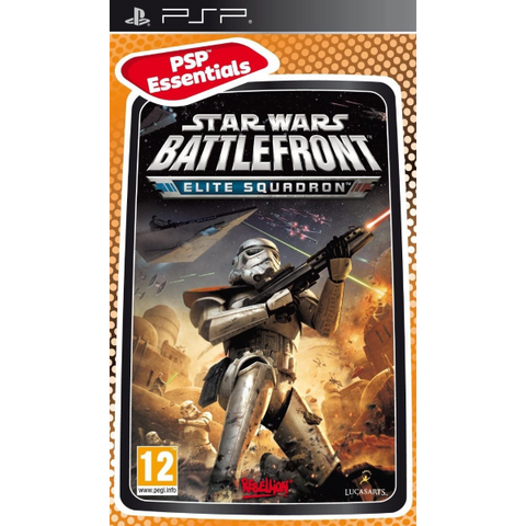 Star Wars: Battlefront - Elite Squadron [Sony PSP]