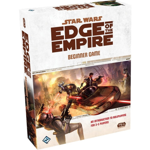Star Wars: Edge of the Empire - Beginner Game [RPG Style Game, 3-5 Players]