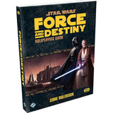 Star Wars: Force & Destiny Roleplaying Game - Core Rulebook [Hardcover Book]