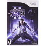 Star Wars: The Force Unleashed II [Nintendo Wii]