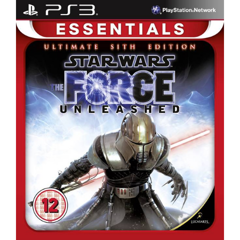 Star Wars: The Force Unleashed - Ultimate Sith Edition [PlayStation 3]