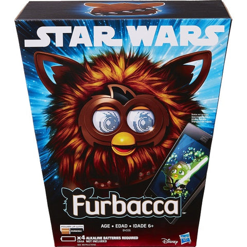 Star Wars Furbacca [Toys, Ages 6+]