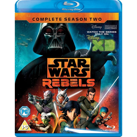 Star Wars Rebels: The Complete Season Two [Blu-Ray Box Set]