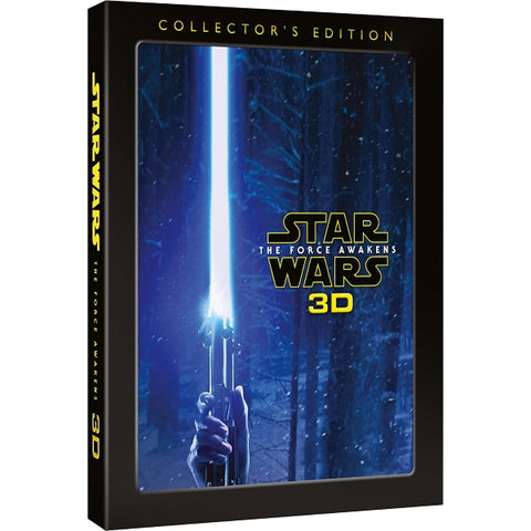 Star Wars: The Force Awakens 3D - Collector's Edition [3D Blu-Ray]