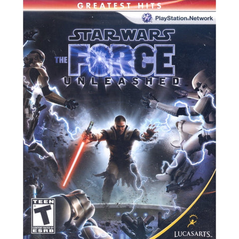 Star Wars: The Force Unleashed [PlayStation 3]