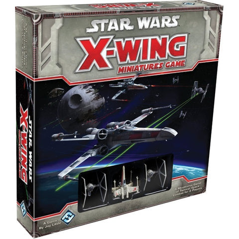 Star Wars: X-Wing Miniatures Game [Board Game, 2 Players]
