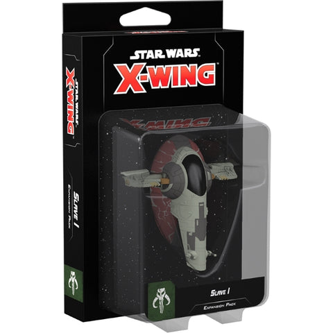 Star Wars: X-Wing Miniatures Game 2.0 - Slave I Expansion Pack [Board Game, 2 Players]