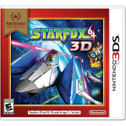 Star Fox 64 3D [Nintendo 3DS]
