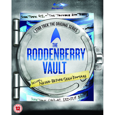 Star Trek: The Original Series - The Roddenberry Vault [Blu-Ray Box Set]