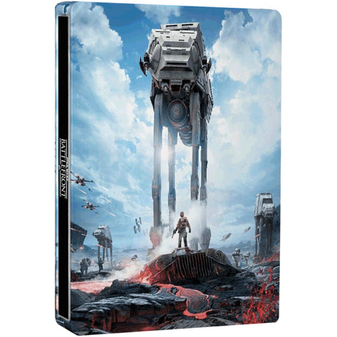 Star Wars Battlefront - Limited Edition SteelBook [Cross-Platform Accessory]
