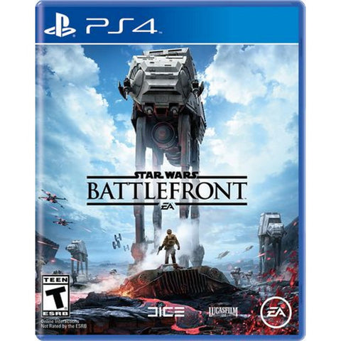 Star Wars Battlefront [PlayStation 4]