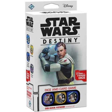 Star Wars: Destiny - Obi-Wan Kenobi Starter Set [Card Game, 2 Players]