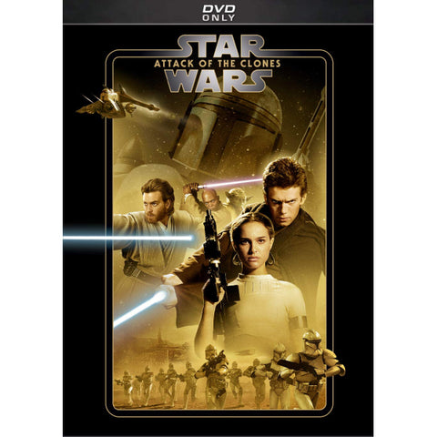 Star Wars: Episode II - Attack of the Clones [DVD]
