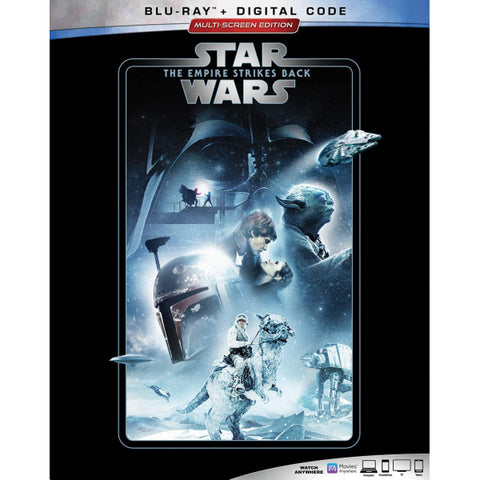 Star Wars: Episode V - The Empire Strikes Back [Blu-ray + Digital]