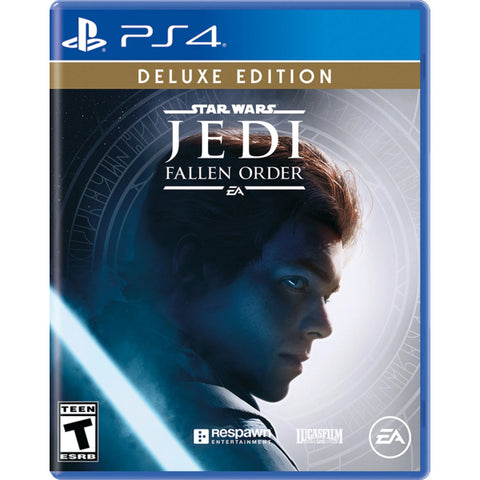 Star Wars Jedi: Fallen Order - Deluxe Edition [PlayStation 4]