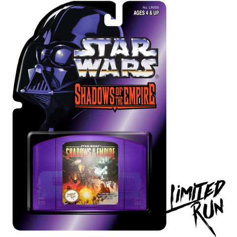 Star Wars: Shadows of the Empire - Classic Edition [Nintendo 64]