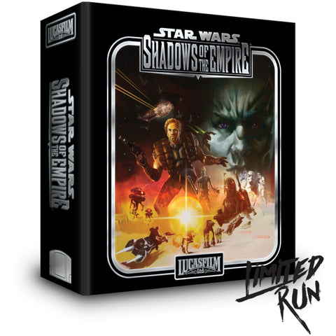 Star Wars: Shadows of the Empire - Premium Edition [Nintendo 64]