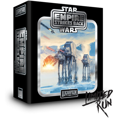 Star Wars: The Empire Strikes Back - Premium Edition - Limited Run #004 [GameBoy]