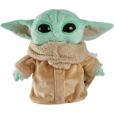 "Star Wars: The Mandalorian - The Child (Baby Yoda) 8"" Plush [Toys, Ages 3+]"