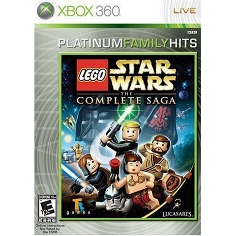 LEGO Star Wars: The Complete Saga [Xbox 360]