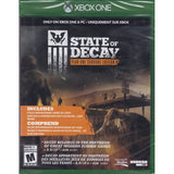 State of Decay - Year One Survival Edition [Xbox One]