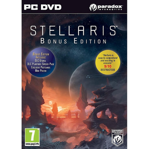 Stellaris - Bonus Edition [PC]