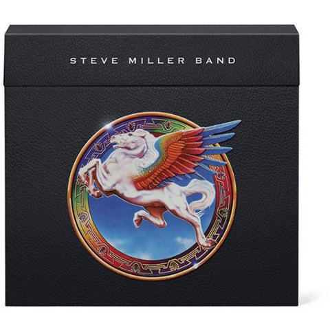 Steve Miller Band - Complete Albums Volume 1 (1968-1976) 9LP Box Set [Audio Vinyl]