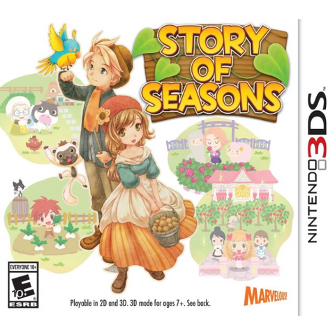 Story Of Seasons [Nintendo 3DS]
