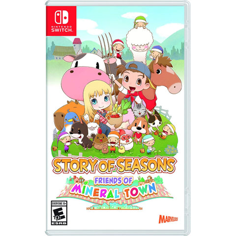 Story of Seasons: Friends of Mineral Town [Nintendo Switch]