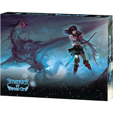 Stranger of Sword City - Limited Collector Edition [Sony PS Vita]