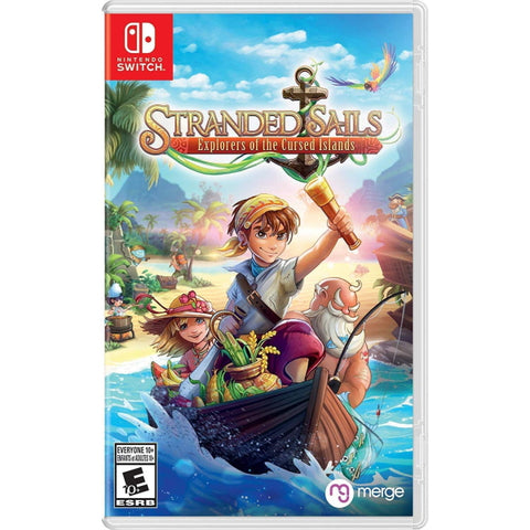 Stranded Sails: Explorers of the Cursed Islands [Nintendo Switch]