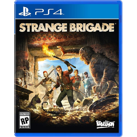 Strange Brigade [PlayStation 4]