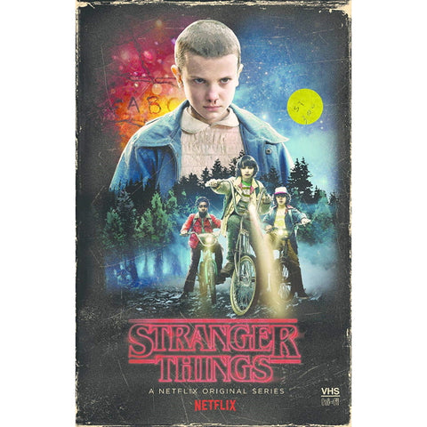 Stranger Things: Season 1 - Collector's Edition [Blu-Ray + DVD Box Set]