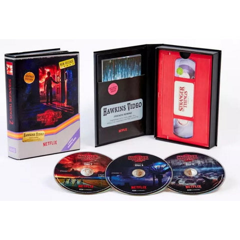 Stranger Things: Season 2 - Collector's Edition [Blu-Ray + 4K UHD Box Set]