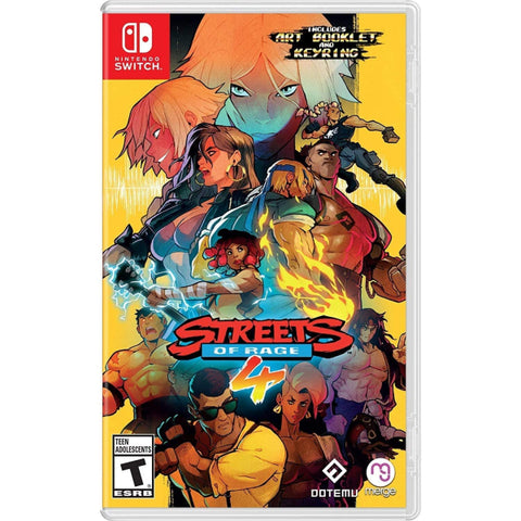 Streets of Rage 4 [Nintendo Switch]