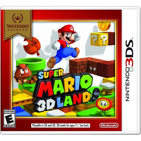Super Mario 3D Land [Nintendo 3DS]