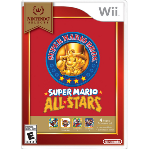 Super Mario All-Stars: 25th Anniversary Edition [Nintendo Wii]