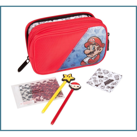 Super Mario Starter Kit for Nintendo DS/3DS - Mario [Nintendo Accessory]