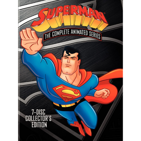 Superman - The Complete Animated Series [DVD Box Set]