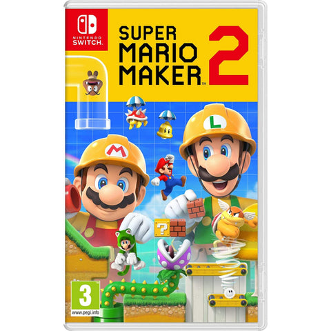 Super Mario Maker 2 [Nintendo Switch]